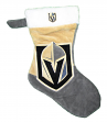 Las Vegas Golden Knights 2018 NHL Basic Logo Plush Christmas Stocking