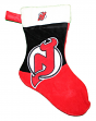 New Jersey Devils 2018 NHL Basic Logo Plush Christmas Stocking