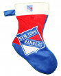 New York Rangers 2018 NHL Basic Logo Plush Christmas Stocking