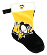 Pittsburgh Penguins 2018 NHL Basic Logo Plush Christmas Stocking