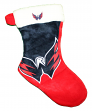 Washington Capitals 2018 NHL Basic Logo Plush Christmas Stocking