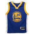 Kevin Durant Golden State Warriors Kids 4-7 NBA Replica Jersey - Blue