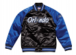 "Orlando Magic Mitchell & Ness NBA ""Tough Season"" Premium Satin Jacket"