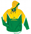 "Seattle Supersonics Mitchell & Ness NBA Men's ""Anorak"" 1/2 Zip Pullover Jacket"