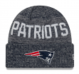"New England Patriots New Era NFL ""Crisp Colored"" Cuffed Knit Hat"
