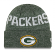"Green Bay Packers New Era NFL ""Crisp Colored"" Cuffed Knit Hat"