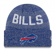 "Buffalo Bills New Era NFL ""Crisp Colored"" Cuffed Knit Hat"