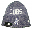 """Chicago Cubs New Era MLB Cooperstown """"Crisp Colored"""" Cuffed Knit Hat - 1914"""