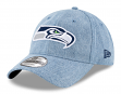 "Seattle Seahawks New Era NFL 9Twenty ""Washed Out"" Adjustable Hat"
