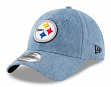 "Pittsburgh Steelers New Era NFL 9Twenty ""Washed Out"" Adjustable Hat"