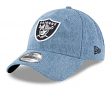 "Oakland Raiders New Era NFL 9Twenty ""Washed Out"" Adjustable Hat"