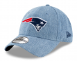 "New England Patriots New Era NFL 9Twenty ""Washed Out"" Adjustable Hat"