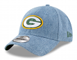 "Green Bay Packers New Era NFL 9Twenty ""Washed Out"" Adjustable Hat"