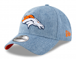 "Denver Broncos New Era NFL 9Twenty ""Washed Out"" Adjustable Hat"