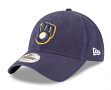 "Milwaukee Brewers New Era 9Twenty MLB ""Core Classic"" Adjustable Hat - Alternate"