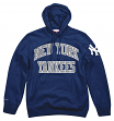 "New York Yankees Mitchell & Ness MLB ""Playoff Win"" Pullover Hooded Sweatshirt"