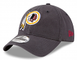 "Washington Redskins New Era NFL 9Twenty ""Steel Core Classic"" Adjustable Hat"