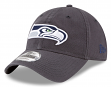 "Seattle Seahawks New Era NFL 9Twenty ""Steel Core Classic"" Adjustable Hat"