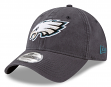 "Philadelphia Eagles New Era NFL 9Twenty ""Steel Core Classic"" Adjustable Hat"