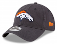 "Denver Broncos New Era NFL 9Twenty ""Steel Core Classic"" Adjustable Hat"