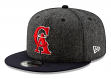 """California Angels New Era 9FIFTY MLB Cooperstown 1993 """"Pattern Pop"""" Snapback Hat"""