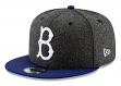 "Brooklyn Dodgers New Era 9FIFTY MLB Cooperstown ""Pattern Pop"" Snapback Hat"