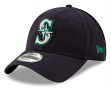 "Seattle Mariners New Era MLB 9Twenty ""Logo Stitcher"" Adjustable Hat"