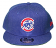 "Chicago Cubs New Era 9FIFTY MLB ""Heather Crisp 3"" Snapback Hat"