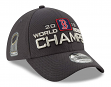 Boston Red Sox New Era 39THIRTY 2018 World Series Champion Men's Locker Room Hat