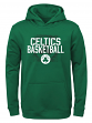 "Boston Celtics Youth NBA ""Attitude"" Pullover Hooded Performance Sweatshirt"
