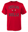 "Chicago Bulls Youth NBA ""Ovation"" Short Sleeve T-Shirt"