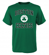 "Boston Celtics Youth NBA ""Ovation"" Short Sleeve T-Shirt"