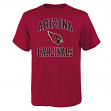 "Arizona Cardinals Youth NFL ""Ovation"" Short Sleeve T-Shirt"