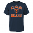 "Chicago Bears Youth NFL ""Ovation"" Short Sleeve T-Shirt"