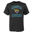"Jacksonville Jaguars Youth NFL ""Ovation"" Short Sleeve T-Shirt"