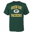 """Green Bay Packers Youth NFL """"Ovation"""" Short Sleeve T-Shirt"""
