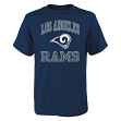"Los Angeles Rams Youth NFL ""Ovation"" Short Sleeve T-Shirt"