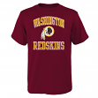 "Washington Redskins Youth NFL ""Ovation"" Short Sleeve T-Shirt"