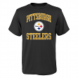 """Pittsburgh Steelers Youth NFL """"Ovation"""" Short Sleeve T-Shirt"""