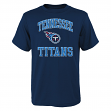 "Tennessee Titans Youth NFL ""Ovation"" Short Sleeve T-Shirt"