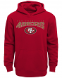 "San Francisco 49ers Youth NFL ""Fadeout"" Pullover Hooded Sweatshirt"