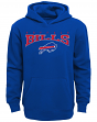 "Buffalo Bills Youth NFL ""Fadeout"" Pullover Hooded Sweatshirt"