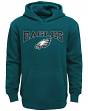 "Philadelphia Eagles Youth NFL ""Fadeout"" Pullover Hooded Sweatshirt"