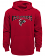 "Atlanta Falcons Youth NFL ""Fadeout"" Pullover Hooded Sweatshirt"