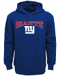 "New York Giants Youth NFL ""Fadeout"" Pullover Hooded Sweatshirt"