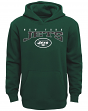 "New York Jets Youth NFL ""Fadeout"" Pullover Hooded Sweatshirt"