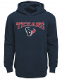 "Houston Texans Youth NFL ""Fadeout"" Pullover Hooded Sweatshirt"