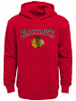 "Chicago Blackhawks Youth NHL ""Fadeout"" Pullover Hooded Sweatshirt"