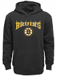 "Boston Bruins Youth NHL ""Fadeout"" Pullover Hooded Sweatshirt"