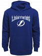 "Tampa Bay Lightning Youth NHL ""Fadeout"" Pullover Hooded Sweatshirt"
